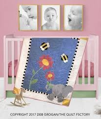 Eloise Elephant Fabric Kit