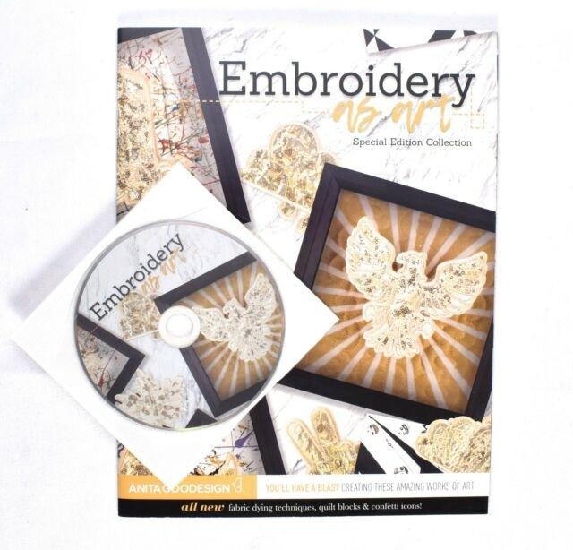 Anita Goodesign Embroidery As Art