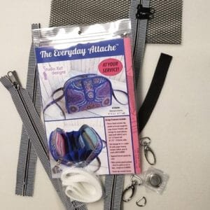 Everyday Attache Supply Kit Nickel without zippers