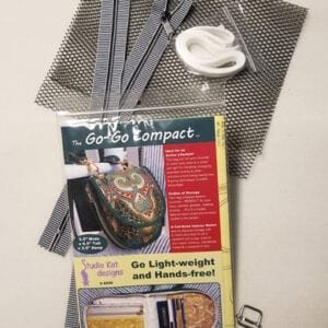 Go-Go Compact Supply Kit-NICKEL without zippers