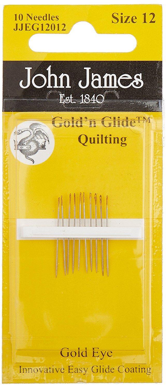 GOLDEN GLIDE Quilting  SZ12  6894-12