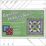 Deb Tucker's Rapid Fire Hunter's Star Petite Template  DT01