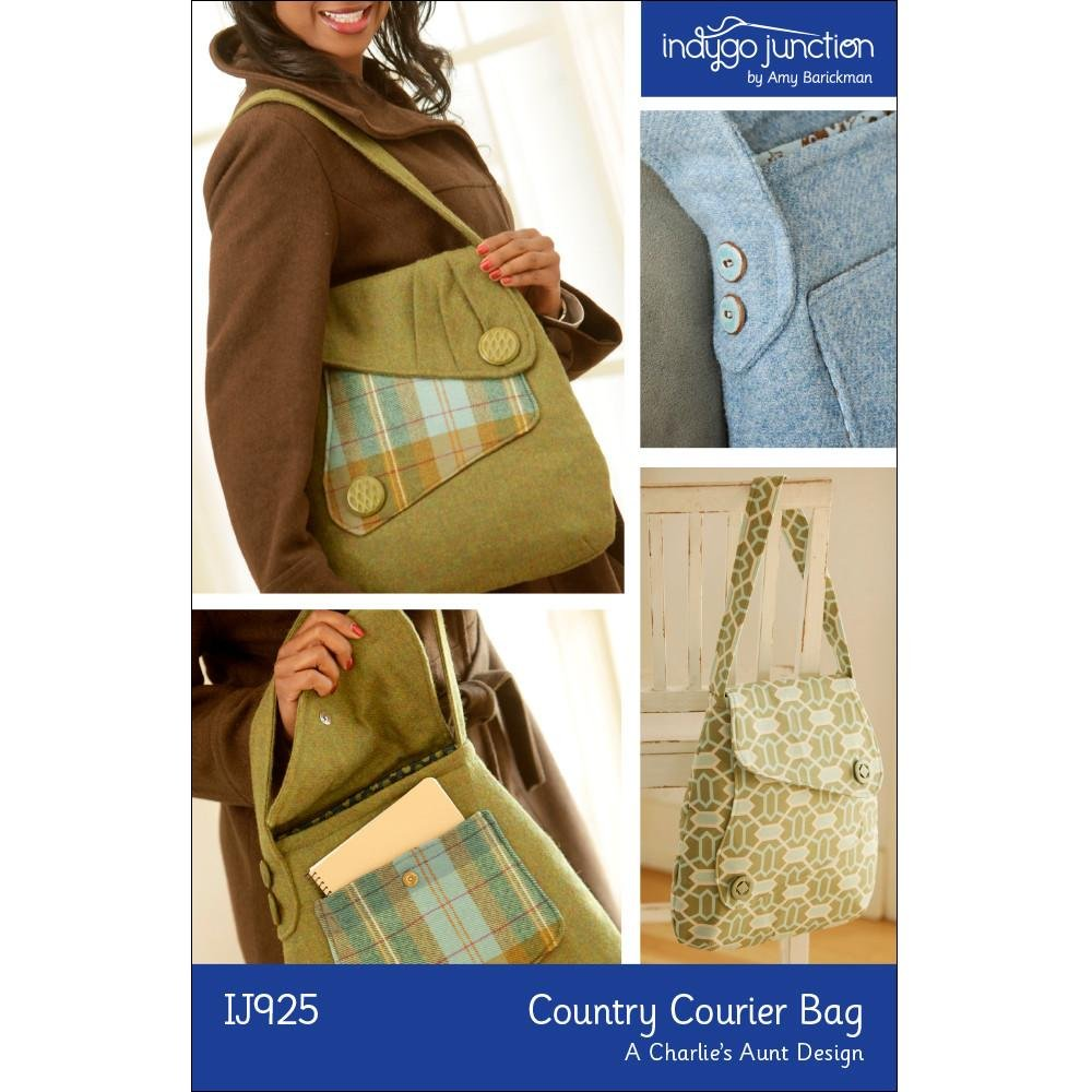 Country Courier Bag Indygo Junction IJ925