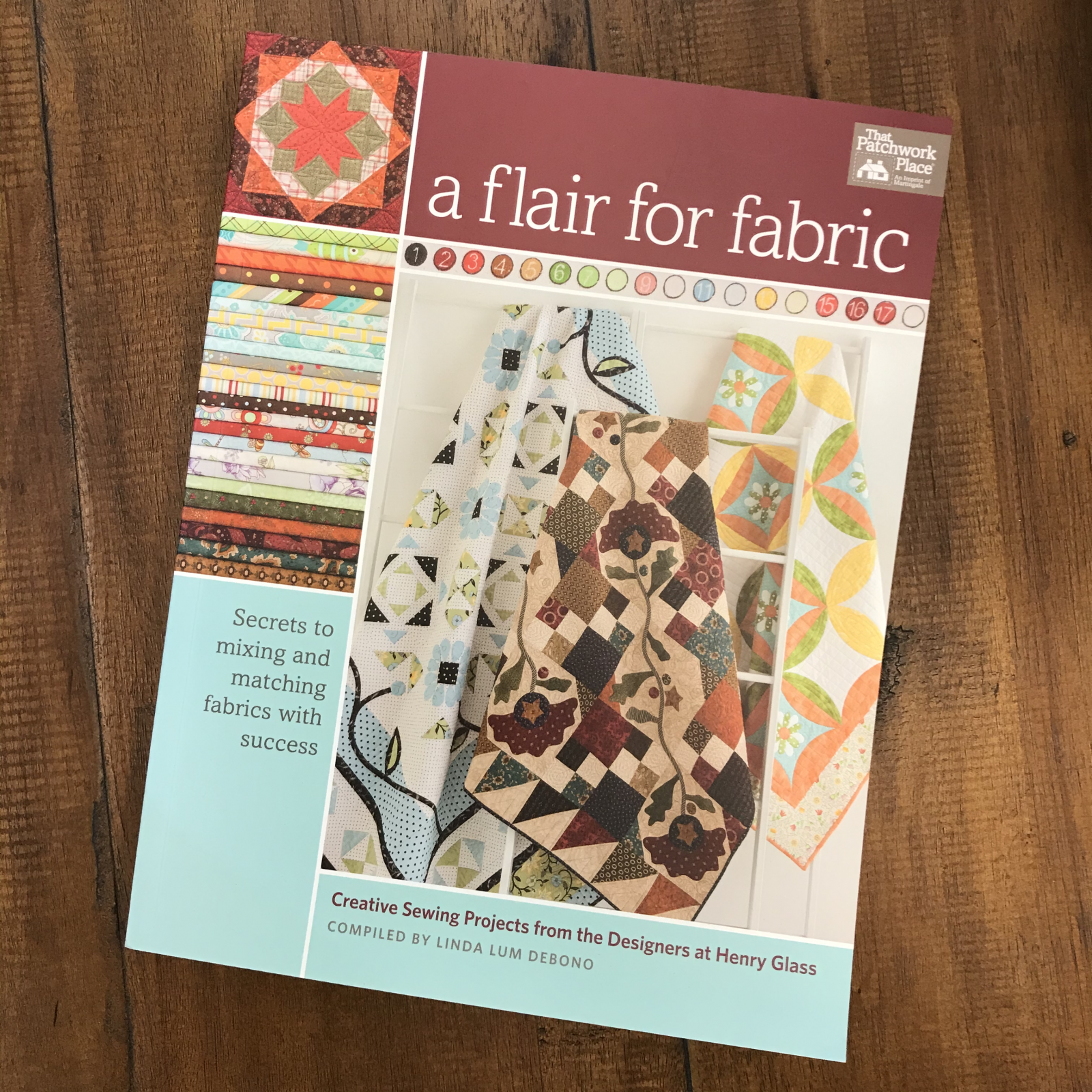 A Flair for Fabric B 1255T