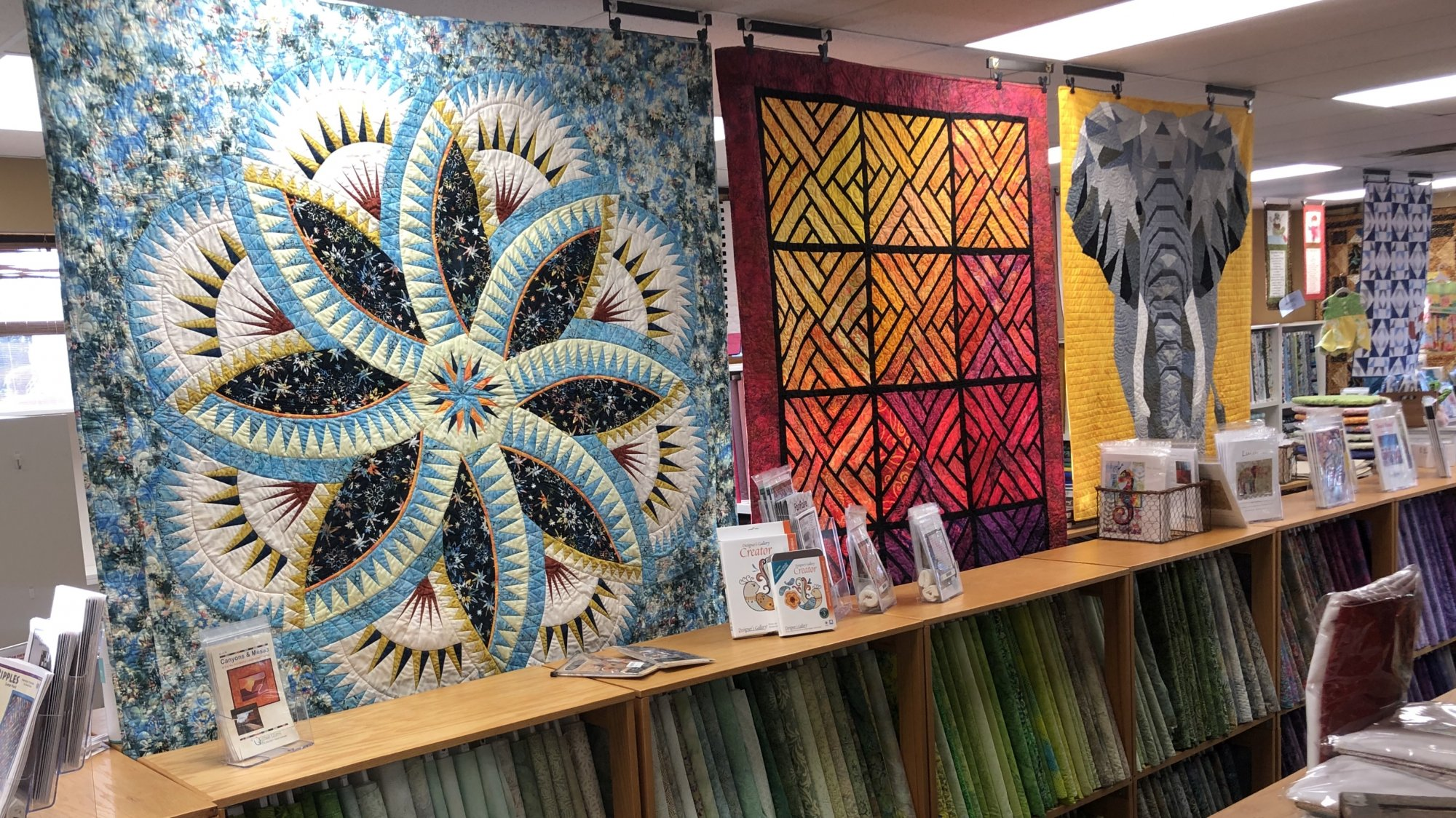 Quilting & Sewing Machine Repair Store in Greensboro, NC