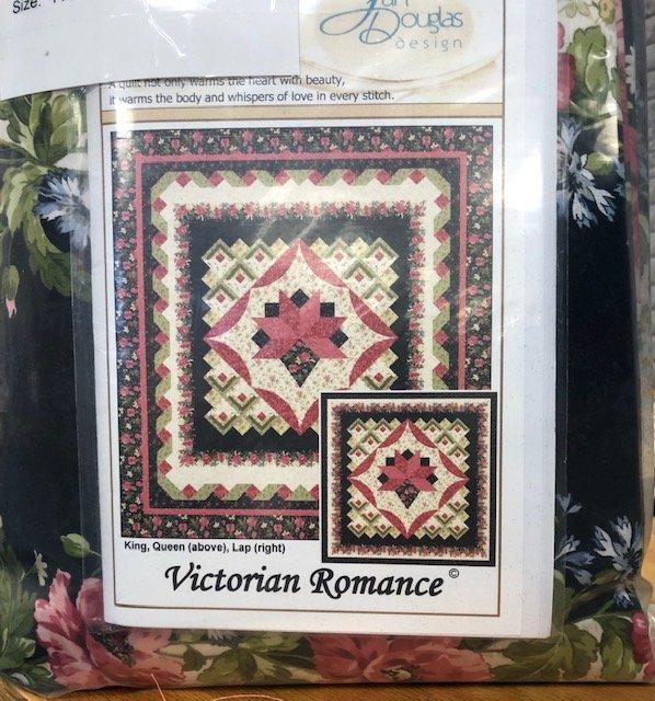 Victorian Romance King Kit