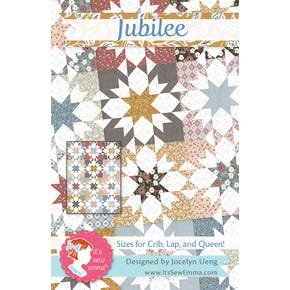 Jubilee Lap Quilt Kit