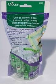 JUMBO WONDER CLIPS 24CT