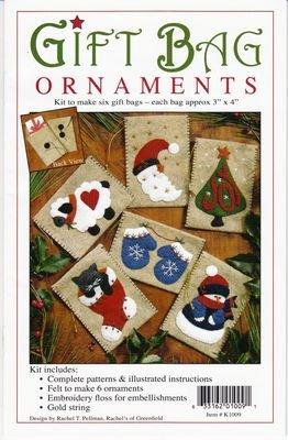 Gift Bag Ornament Kit