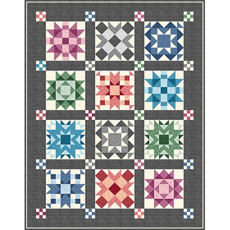QT Harmony Allegro Home Decor Kit