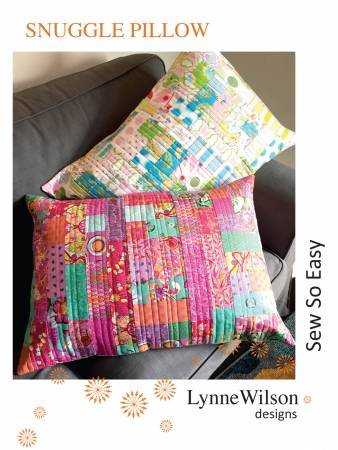 Snuggle Pillow LWD206