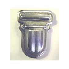 M293-120 purse closure silver
