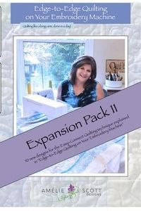 Edge to Edge Quilting Expanded Pack 11 ASD244