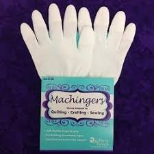 MACHINGERS QUILTERS GLOVES M-L