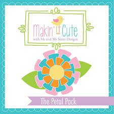 Makin it Cute by Me and My Sister Designs The Petal Pack Its Sew Emma