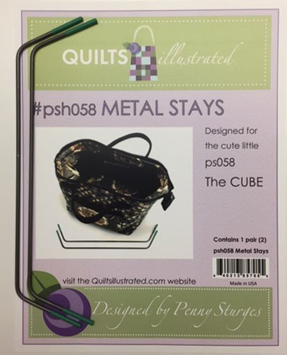 psh058 Metal Stays The Cube