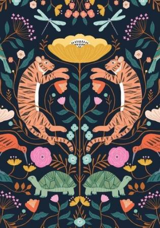 Our Planet by Dashwood Studio Tiger PLAN1733