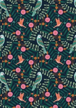 Our Planet Dashwood Studio Birds PLAN1737