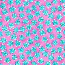 Whimsy Daisical Small Daisies B1432-22 Pink