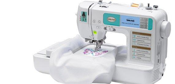 BabyLock A-Line Sewing/Embrodiery Mach-Sofia 2