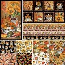 Fall Delight Harvest Stripe Orange 1531-33