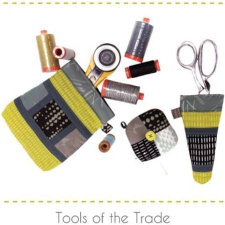 Tools of the Trade - Hoffman Sew Into It SCTT-499