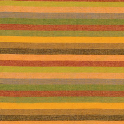 Fassett Wovens WNarrow.Yello Narrow Stripe Yellow