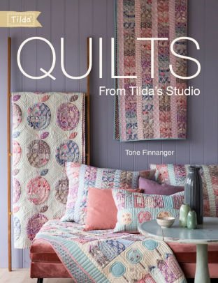 Quilts from Tilda's Studio Book - 97814463074
