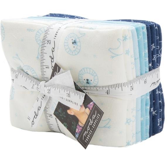 Soft Sweet Flannel Blue Bundle - 20601ABBF