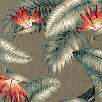 Sevenberry: Island Paradise Canvas - SB-4117D1-5 Sage