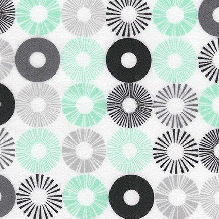 Cozy Cotton Flannel - SRKF-16937-32 Mint