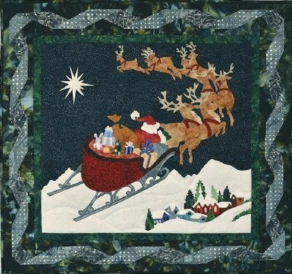 To All A Good Night by McKenna Ryan - Quilt Kit