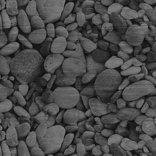 Pebbles Dark Grey 10275-13 (The Land I Love)