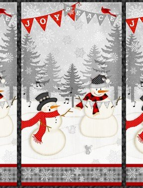 Snowy Wishes 82567-931 24 Panel