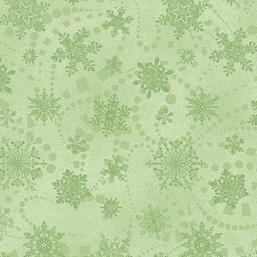 Cat-i-tude Snowflake Spree MInt 6748-40
