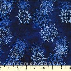 Bali Batik N2899-254 Snowflakes Tahiti