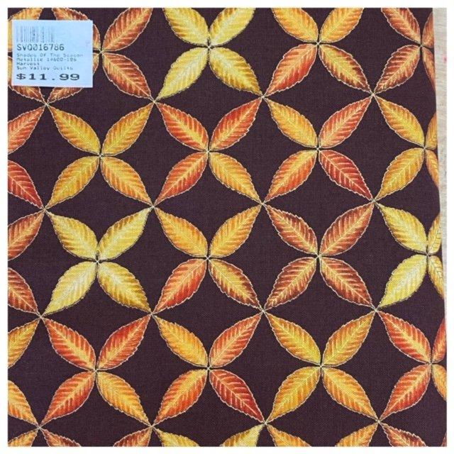 Shades Of The Season Metallic 14600-196 Harvest