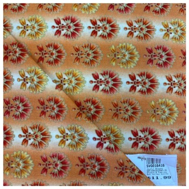 Joyful Blooms SEFJOBCA2258M-35 Studio E Fabrics