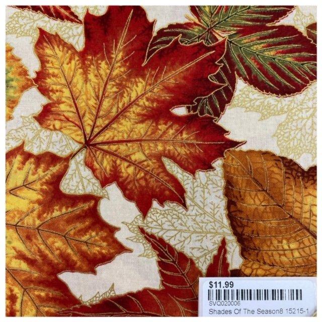 Shades Of The Season8 15215-15 Ivory