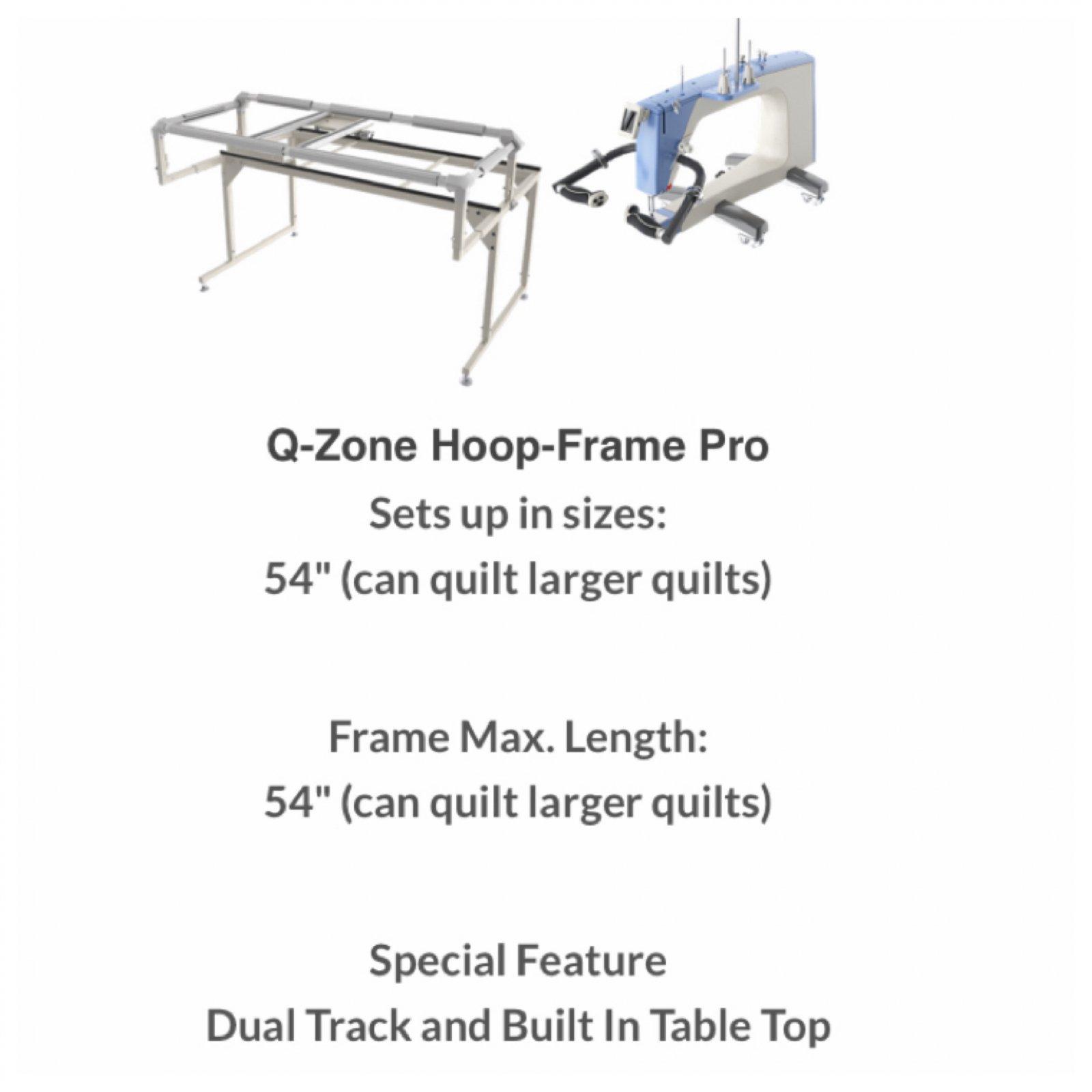 June Deal Q'nique 19 + Q-Zone Hoop Frame PRO + FREE Light Bar