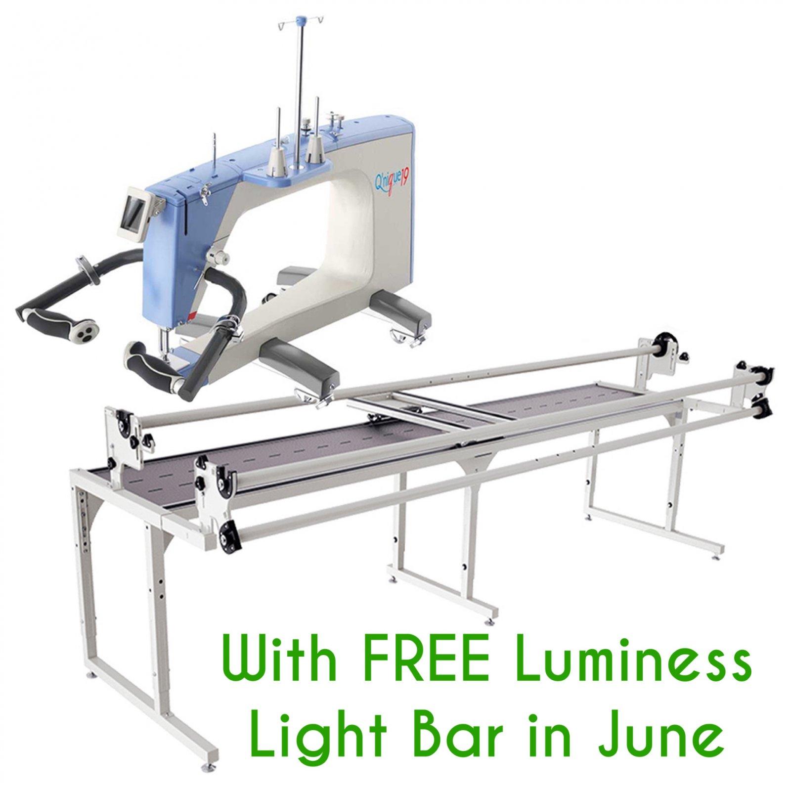 June Deal Q'nique 19 + Continuum Frame + FREE Light Bar
