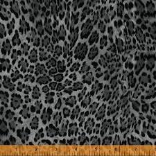 Jungle Minies 40258-4 Leapard Grey