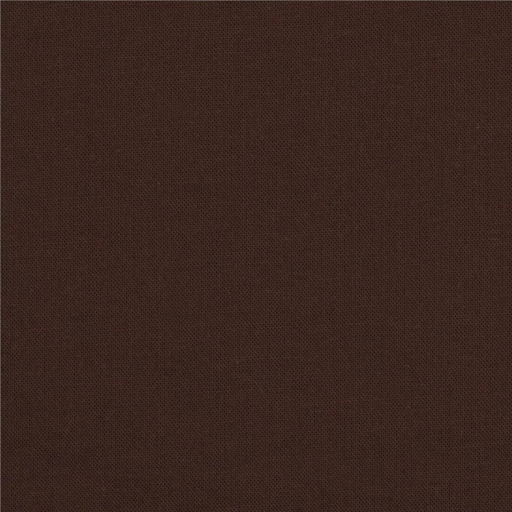 Kona Cotton Chocolate 1073