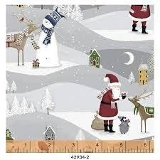 Santa's Little Helpers 42934-2 Grey