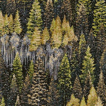 Nature's Window Metallic 18466-191 Autumn