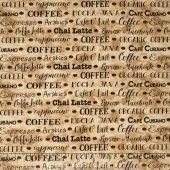 Coffee House Coffee Words