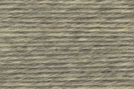 Dlx Wrstd Wool, 3.5 oz, 220 yd Smoke Heather