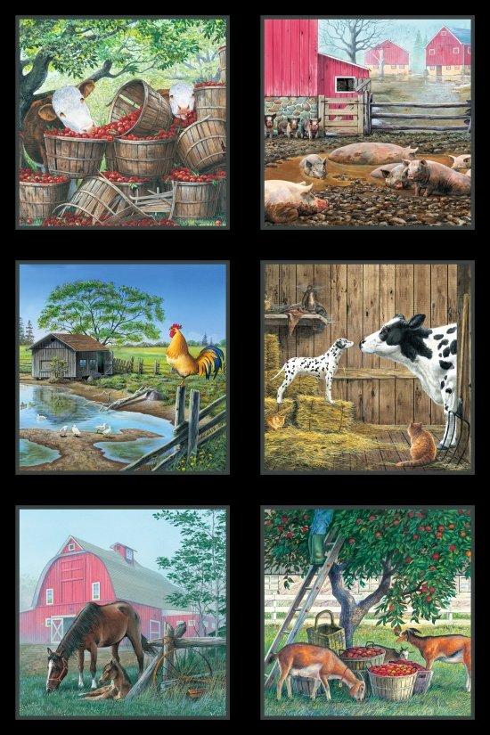 Farm Life Panel