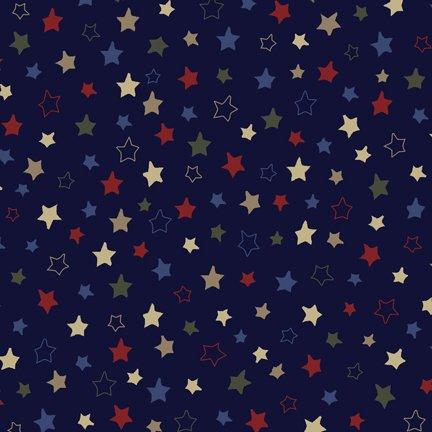Love My Hero - Navy Stars