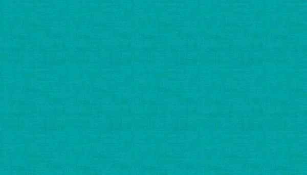 Linen Texture Turquoise